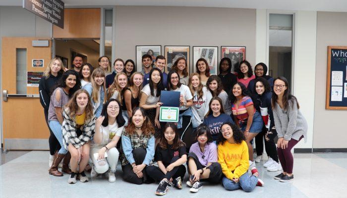 Student Staff - 2019